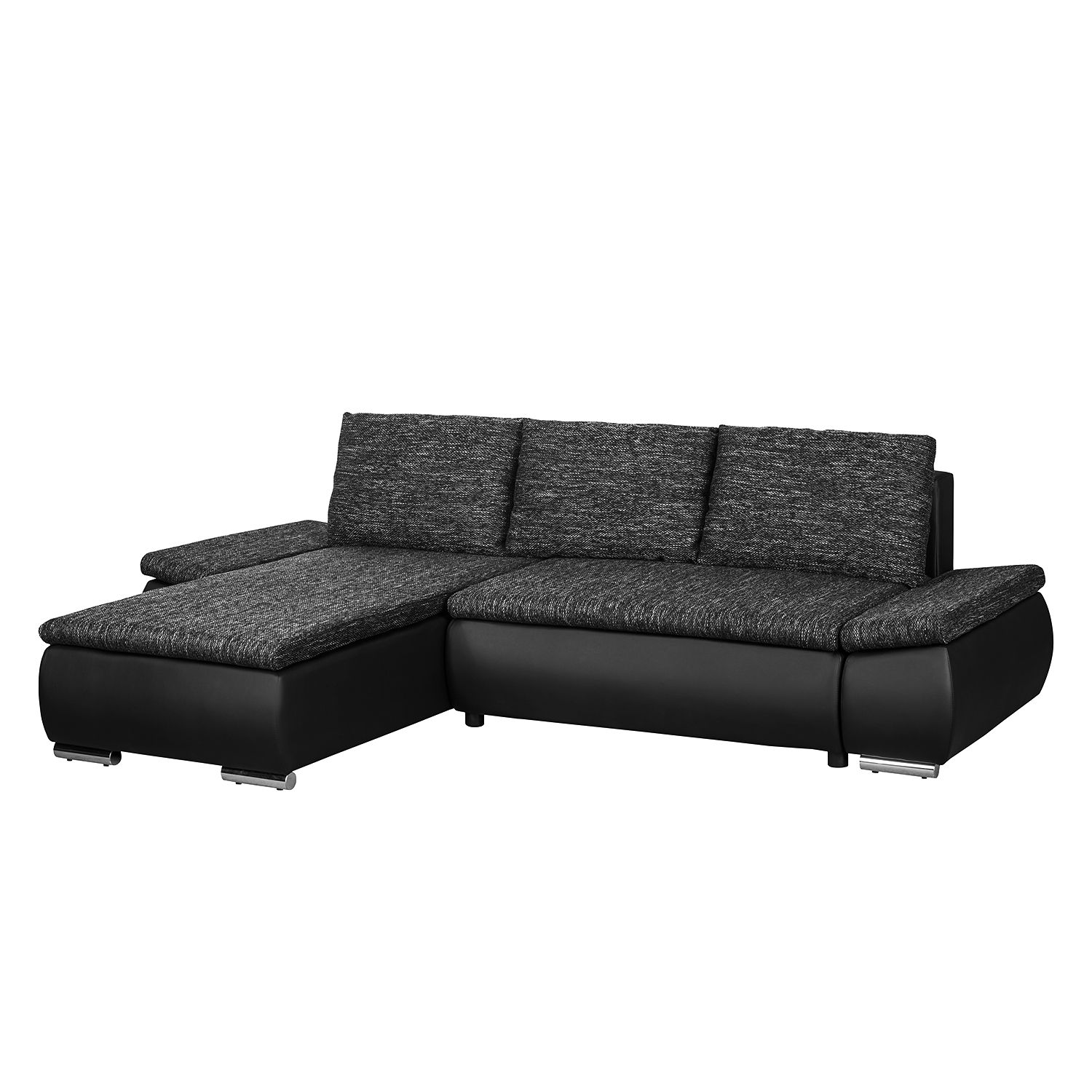 wohnzimmer sofa schwarz. Black Bedroom Furniture Sets. Home Design Ideas