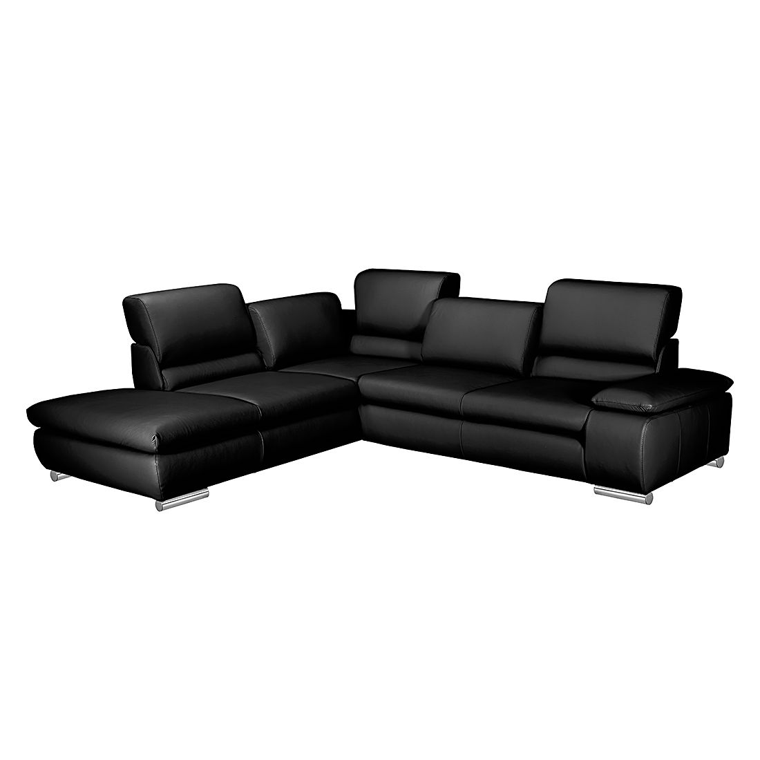 ecksofa kunstleder schwarz inspirierendes design f r wohnm bel. Black Bedroom Furniture Sets. Home Design Ideas