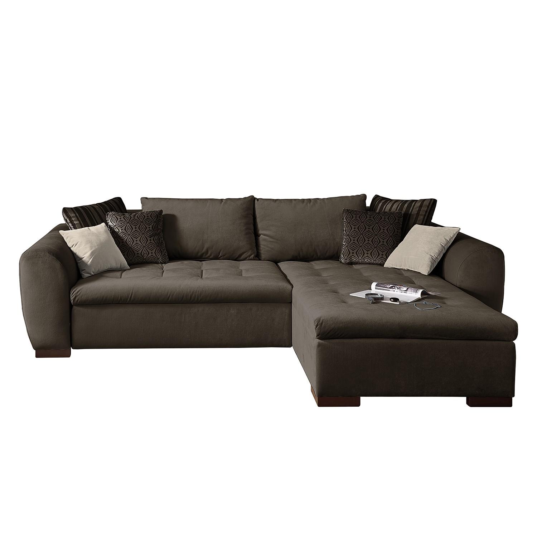 ecksofa peguera i mit schlaffunktion beidseitig montierbar. Black Bedroom Furniture Sets. Home Design Ideas