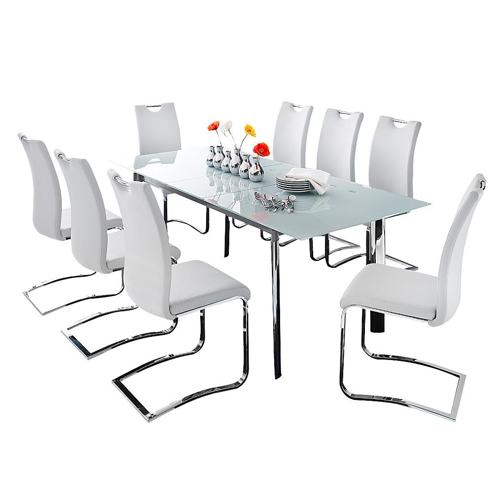 Home 24 - Ensemble de salle à manger eemeli (5 éléments), bellinzona