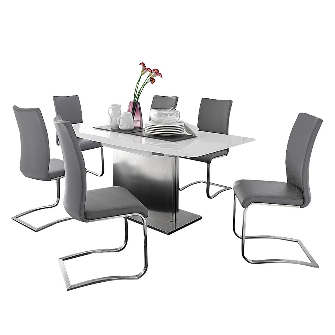 mdf weiss bellinzona preisvergleiche erfahrungsberichte und kauf bei nextag. Black Bedroom Furniture Sets. Home Design Ideas
