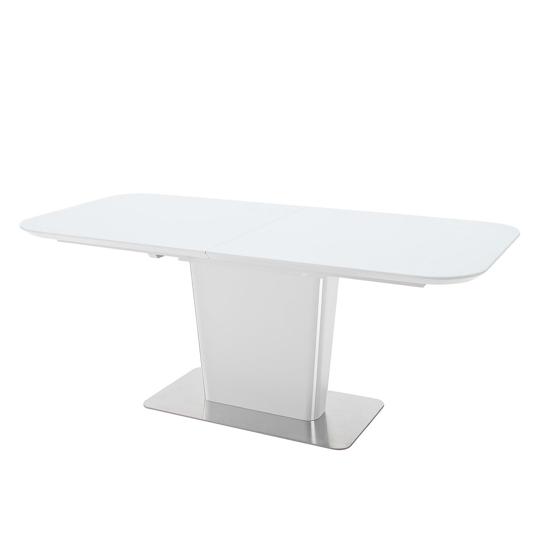 esstisch glas 160 cm preisvergleich die besten angebote. Black Bedroom Furniture Sets. Home Design Ideas