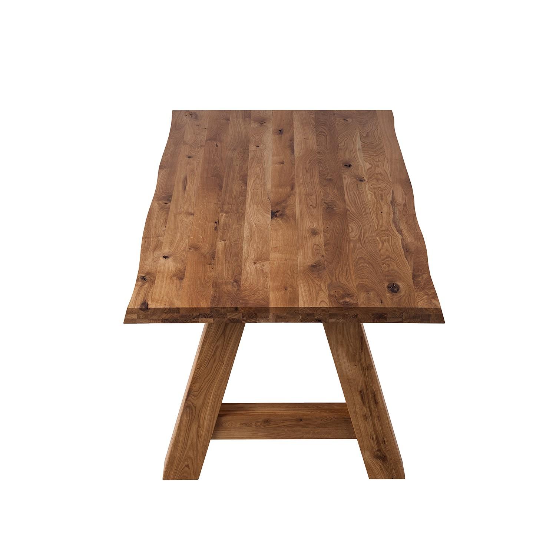 Table à manger BeaconWOOD - Chêne massif, Ars Natura