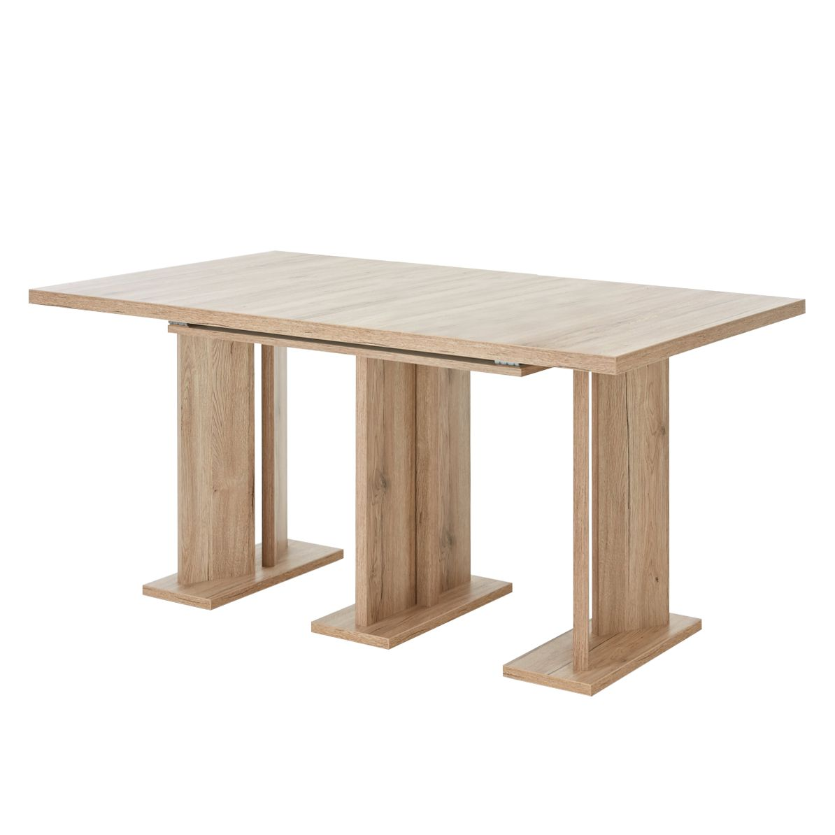 Table a manger dorio extractible trouvez les prix et for Table extractible
