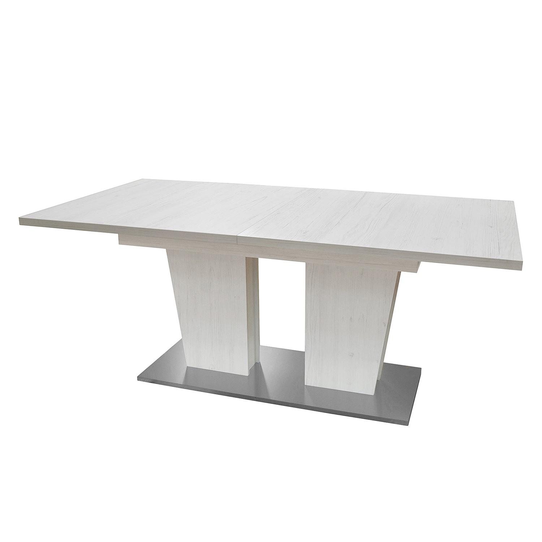 Table à manger Ettal (avec rallonge) - 190 x 90 cm, mooved