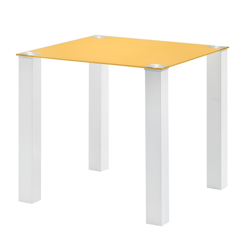 Table à manger Monty I - Jaune doré, roomscape