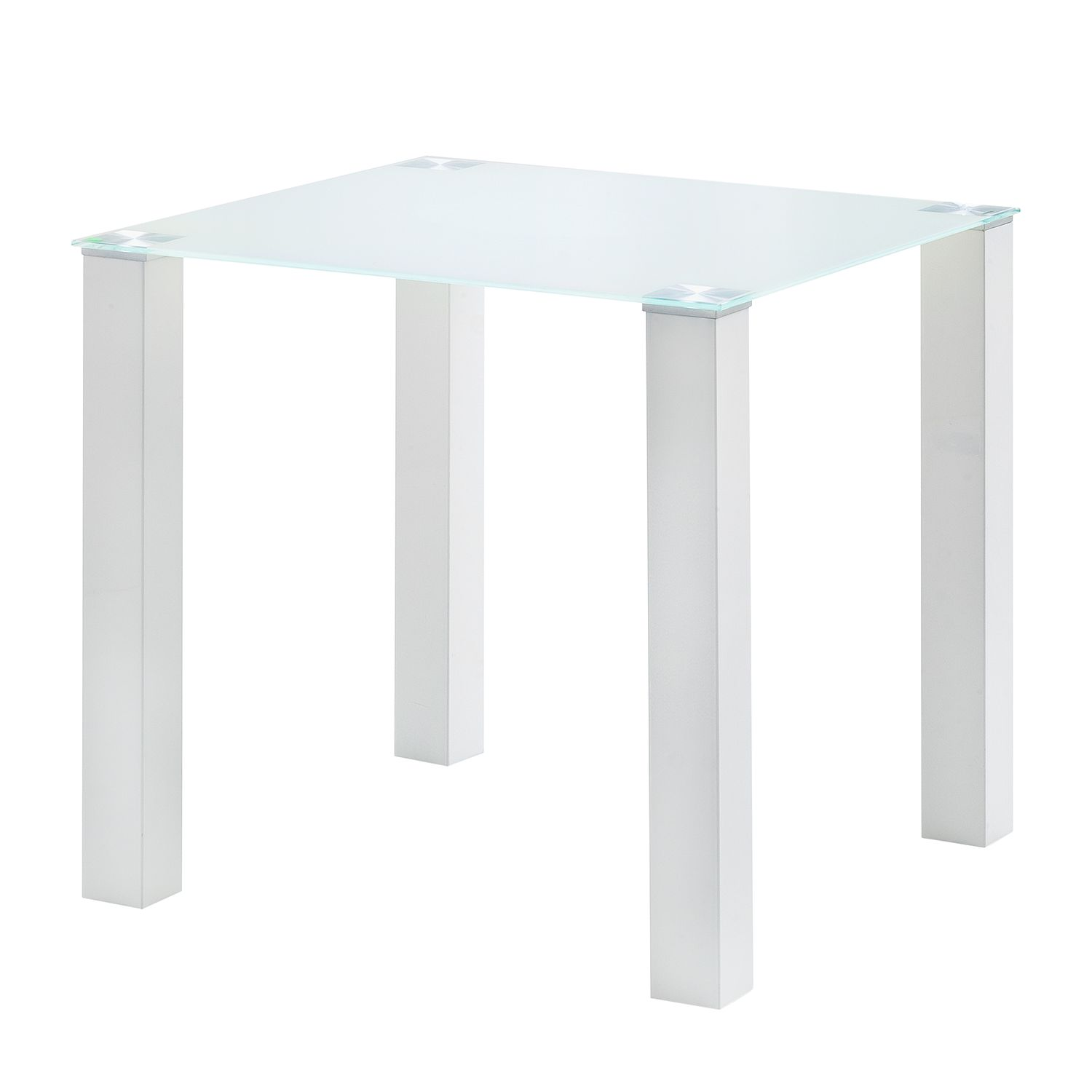 Eettafel Monty I - Wit, roomscape