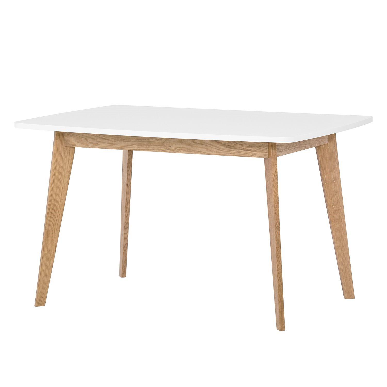 Esstisch rund weis 90 cm innenr ume und m bel ideen for Esstisch 90 x 60 cm