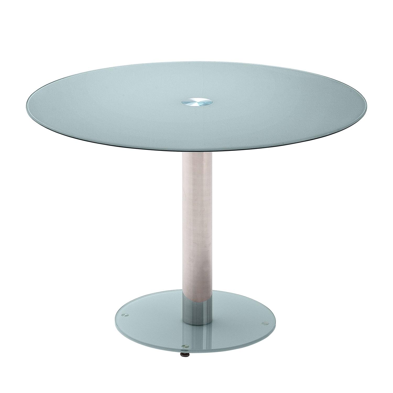 esstisch rund glas preisvergleich die besten angebote online kaufen. Black Bedroom Furniture Sets. Home Design Ideas