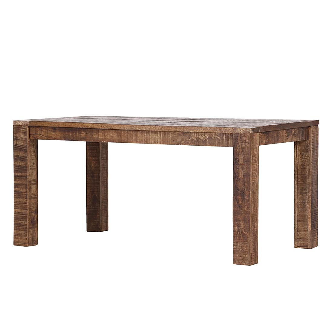 Table de salle à manger Pintage - Manguier massif - Teinté et verni, ars manufacti