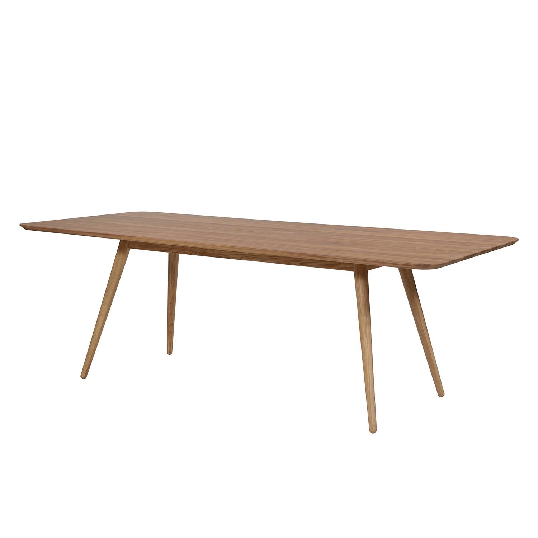 Esstisch Tisch Santos ~ Esstisch Eiche Massiv 140 Preisvergleich • Die besten Angebote online kaufen
