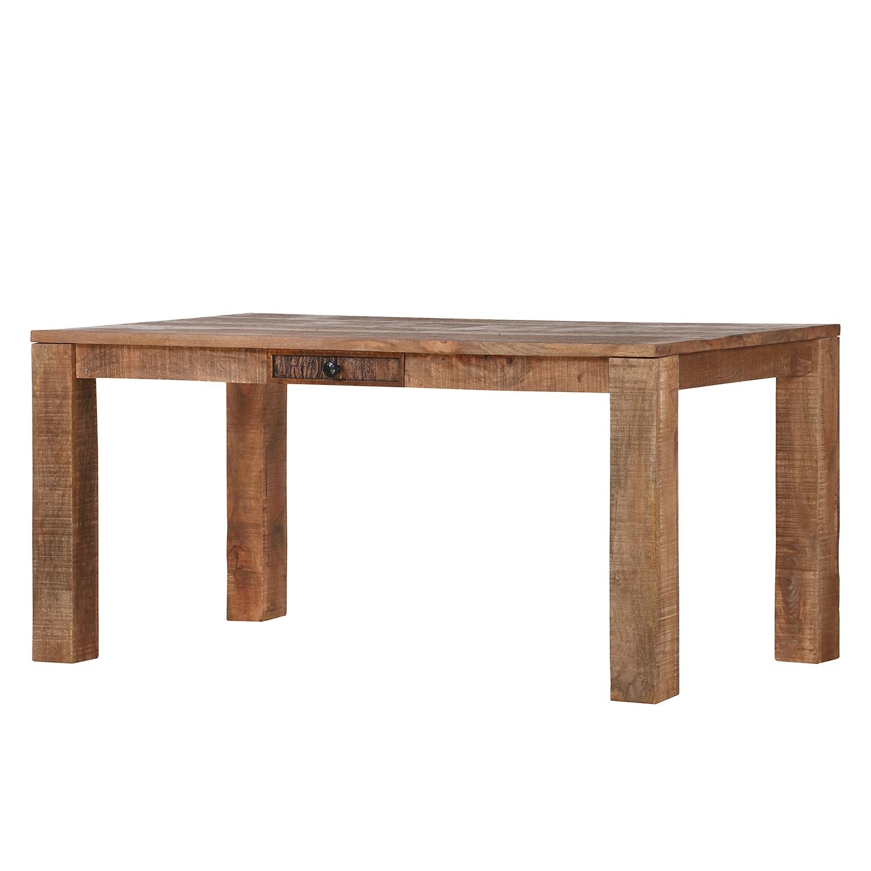 Table à manger Sternew - Manguier massif, ars manufacti