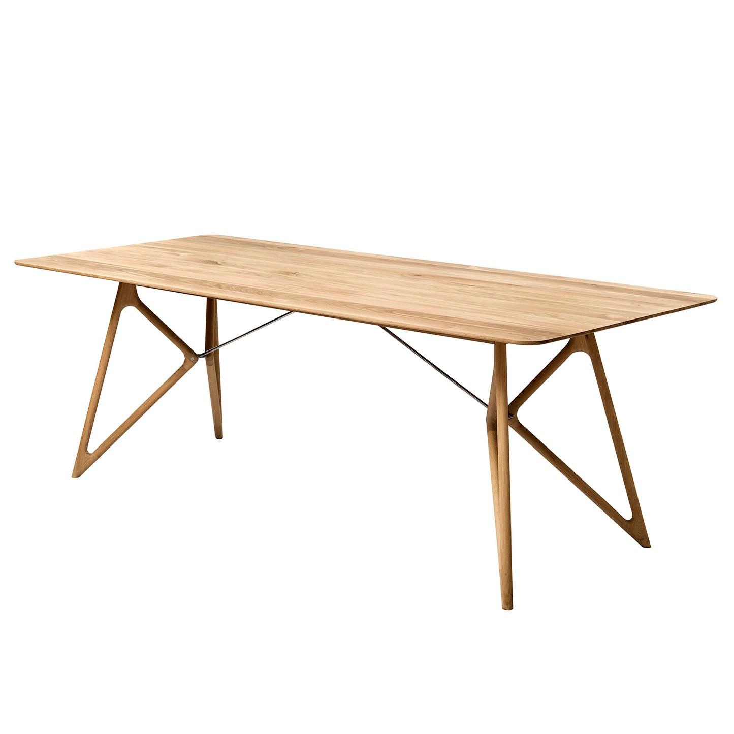 Table à manger Tink - Chêne massif - Chêne - 160 x 90 cm, Studio Copenhagen