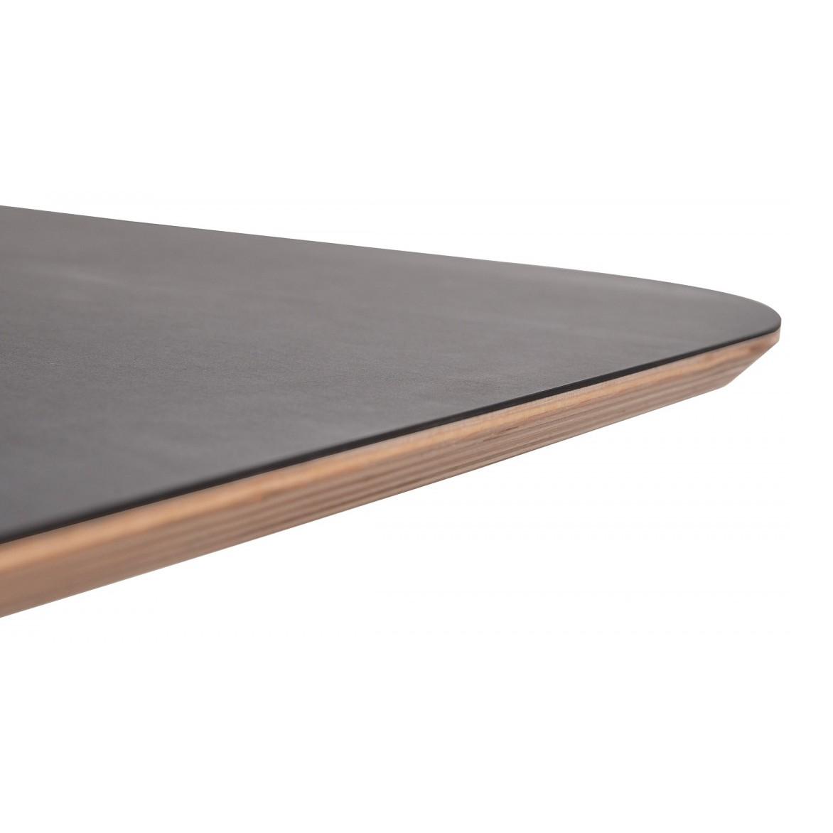 esstisch eiche tischplatte grau. Black Bedroom Furniture Sets. Home Design Ideas