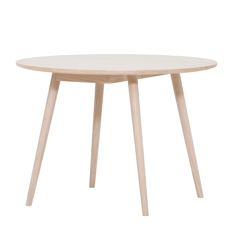 Table à manger Vitus (extensible) - Chêne partiellement massif - Chêne, Studio Copenhagen