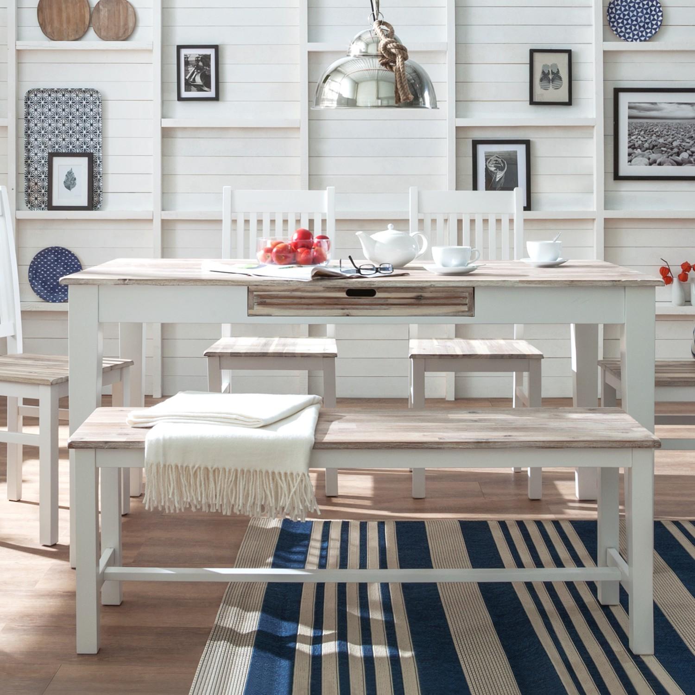 esstisch coast m bel design idee f r sie. Black Bedroom Furniture Sets. Home Design Ideas