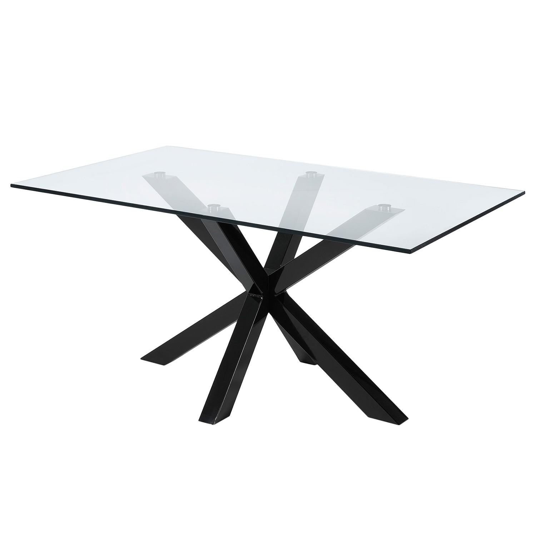 esstisch glas schwarz preisvergleiche erfahrungsberichte und kauf bei nextag. Black Bedroom Furniture Sets. Home Design Ideas