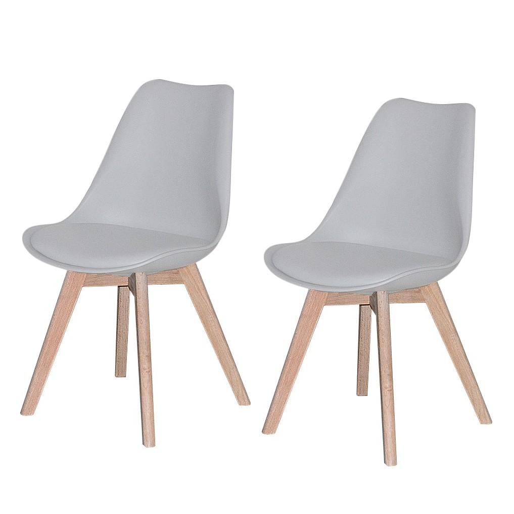 esszimmerst hle wei leder preisvergleich die besten angebote online kaufen. Black Bedroom Furniture Sets. Home Design Ideas