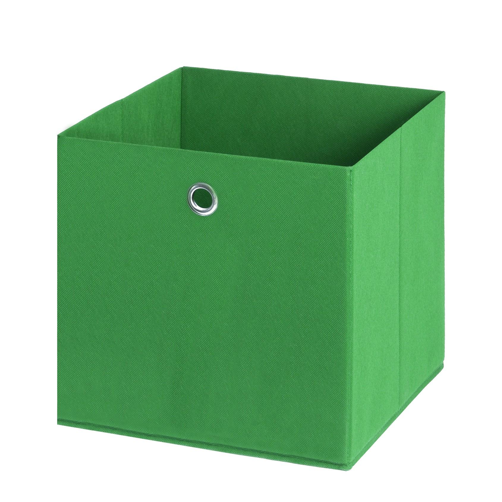 Opvouwbare boxen Uni (2-delige set) - Appelgroen, Schildmeyer