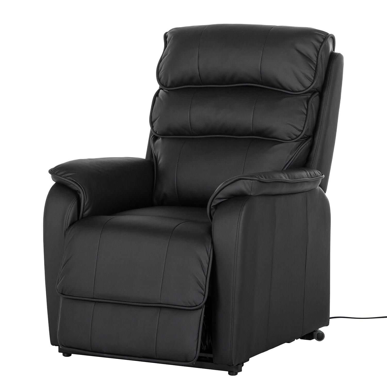 fernsehsessel leder schwarz preisvergleich die besten angebote online kaufen. Black Bedroom Furniture Sets. Home Design Ideas