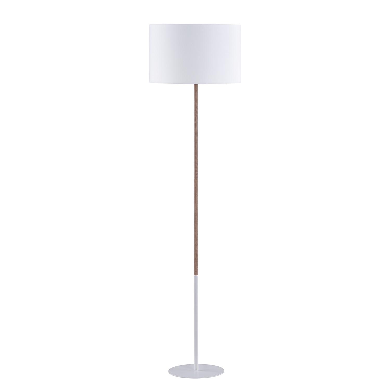 EEK A++, Lampadaire Aarhus I - Tissu / Fer - 1 ampoule, Honsel Leuchten