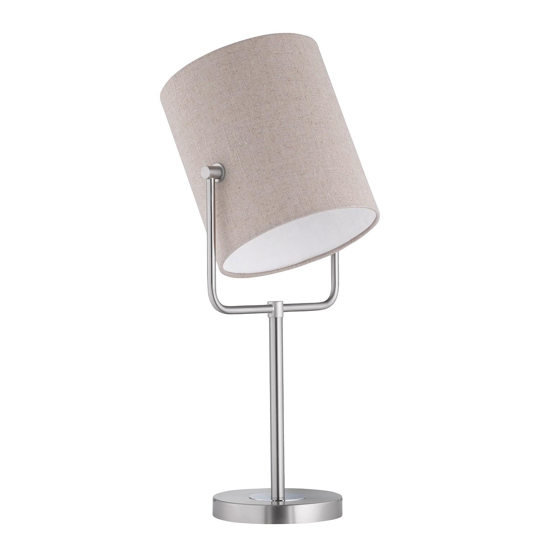 EEK A++, Lampadaire Ace II - Tissu / Fer - 1 ampoule, Honsel Leuchten