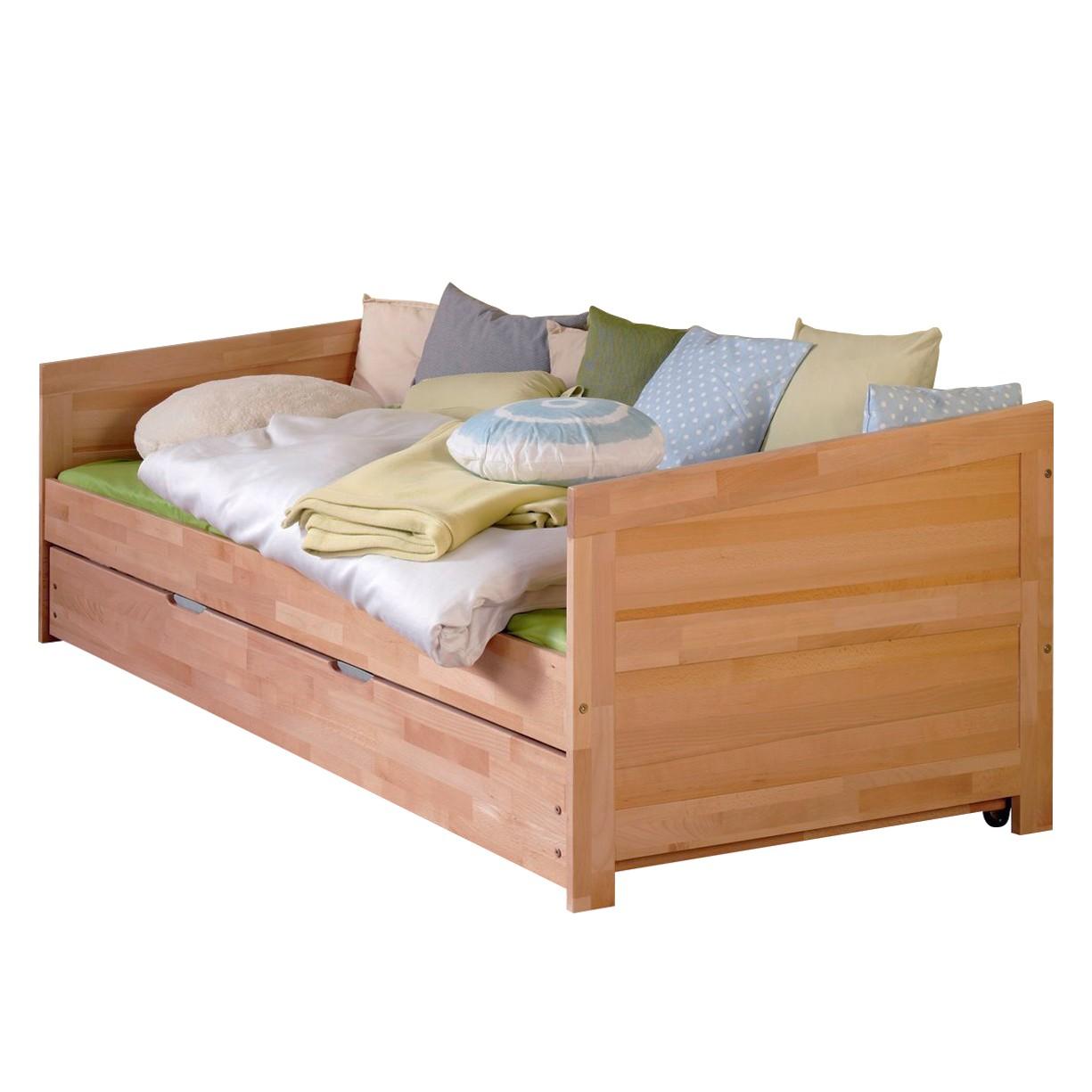funktionsbett buche preisvergleich die besten angebote. Black Bedroom Furniture Sets. Home Design Ideas