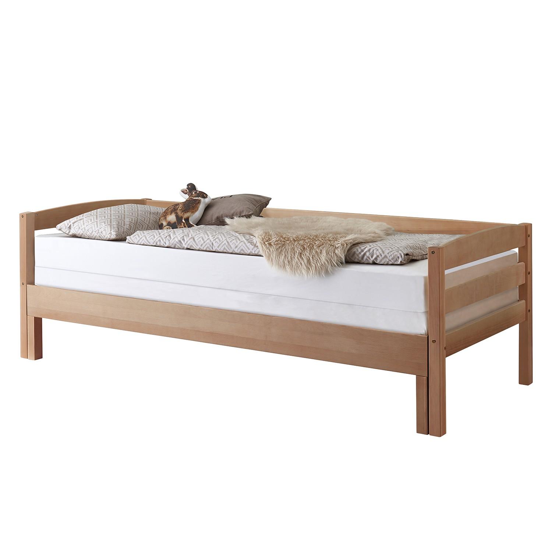 Bett Mit Ausziehfunktion ~ Bettkasten buche massiv preissuchmaschine