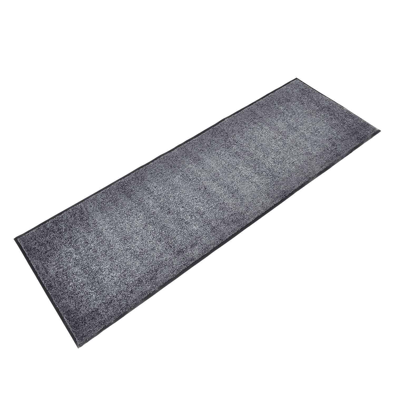 Fuß- und Sauberlaufmatte Wash & Clean - Grau - ...