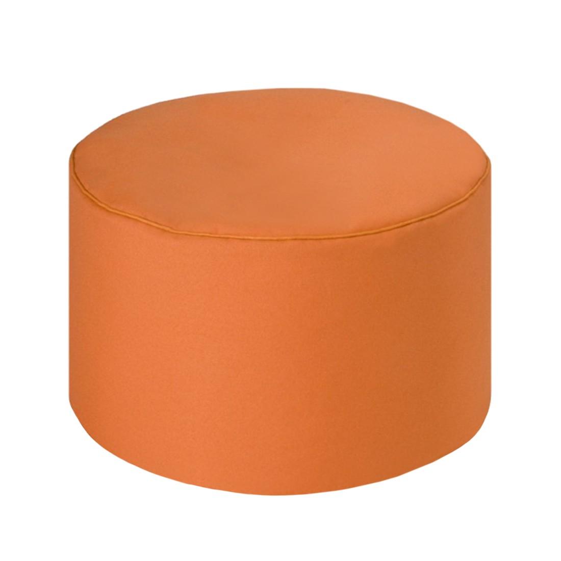 Fußhocker Scuba dot com - Orange, SITTING POINT