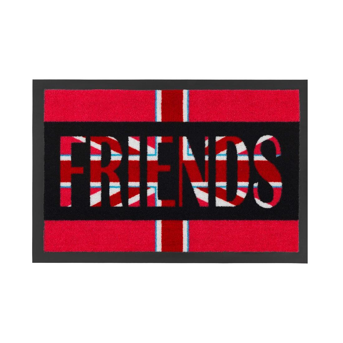 Fußmatte Flag - Friends, Astra