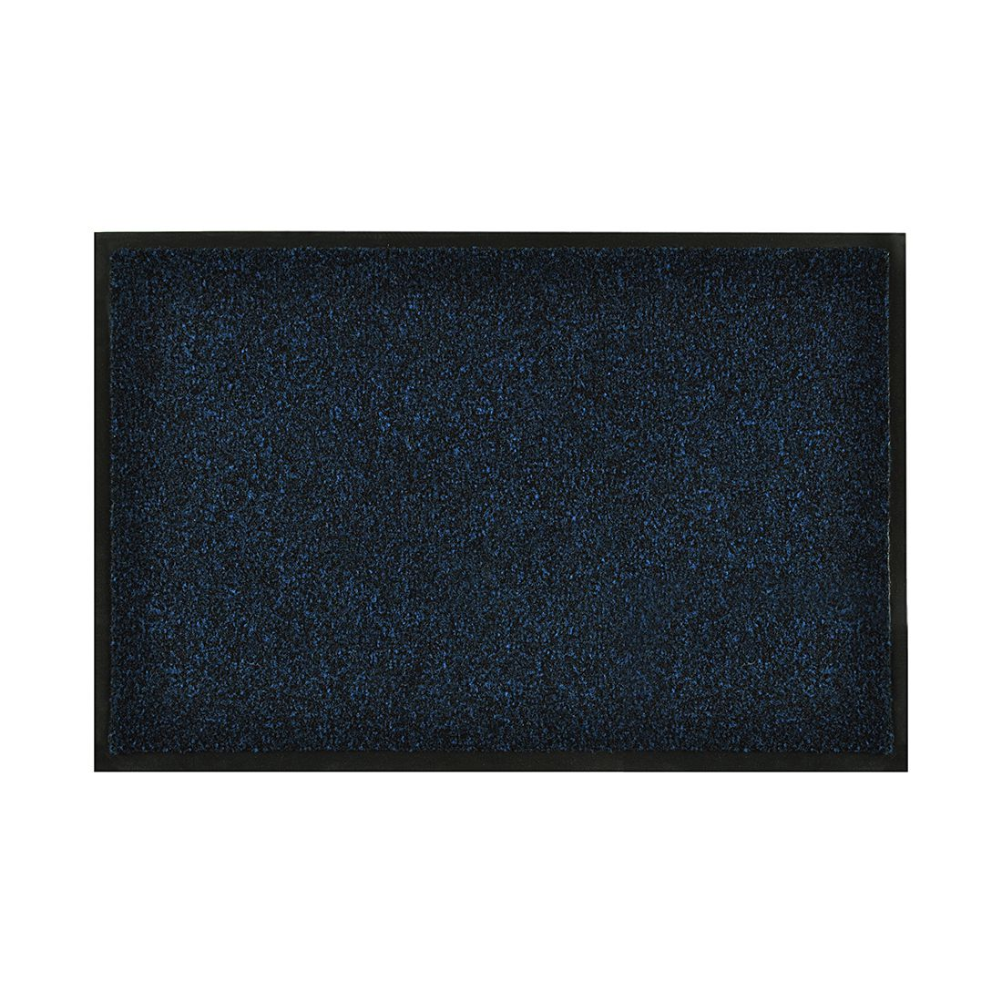 Deurmat Green en Clean - blauw - maat: 40x60cm, Hanse Home Collection