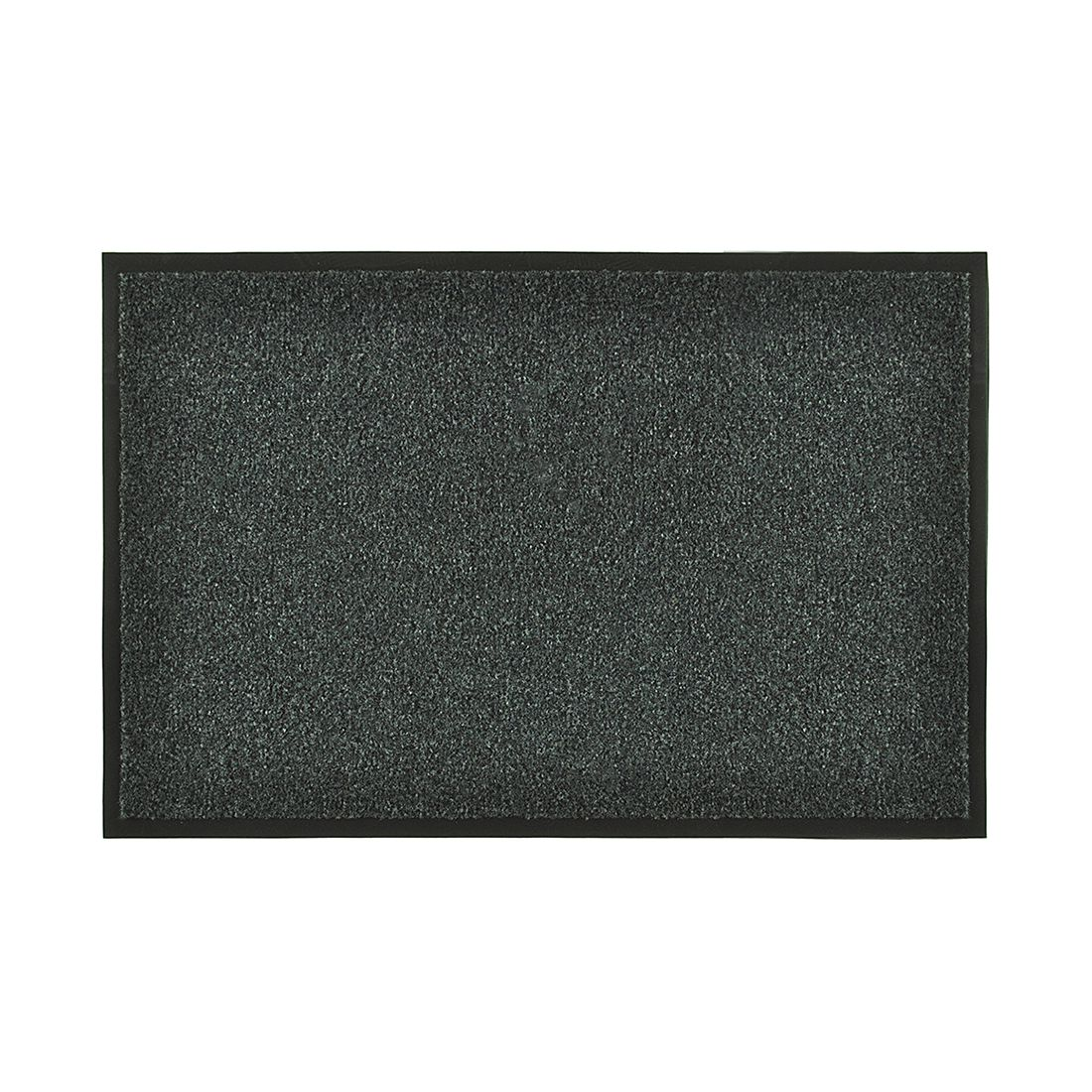 Deurmat Green en Clean - grijs - maat: 60x80cm, Hanse Home Collection
