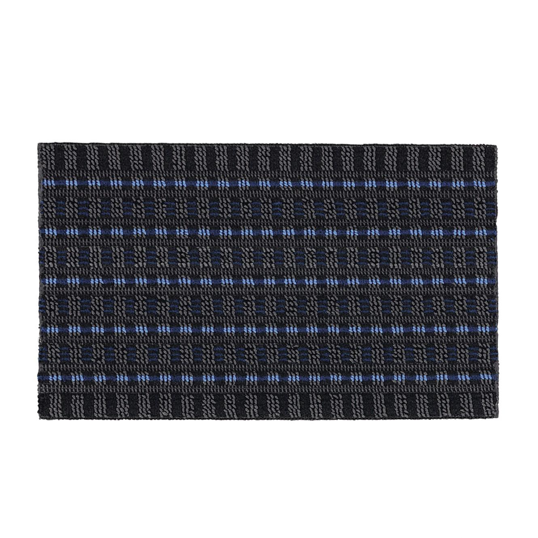 Fußmatte Poly Brush - Blau, Astra