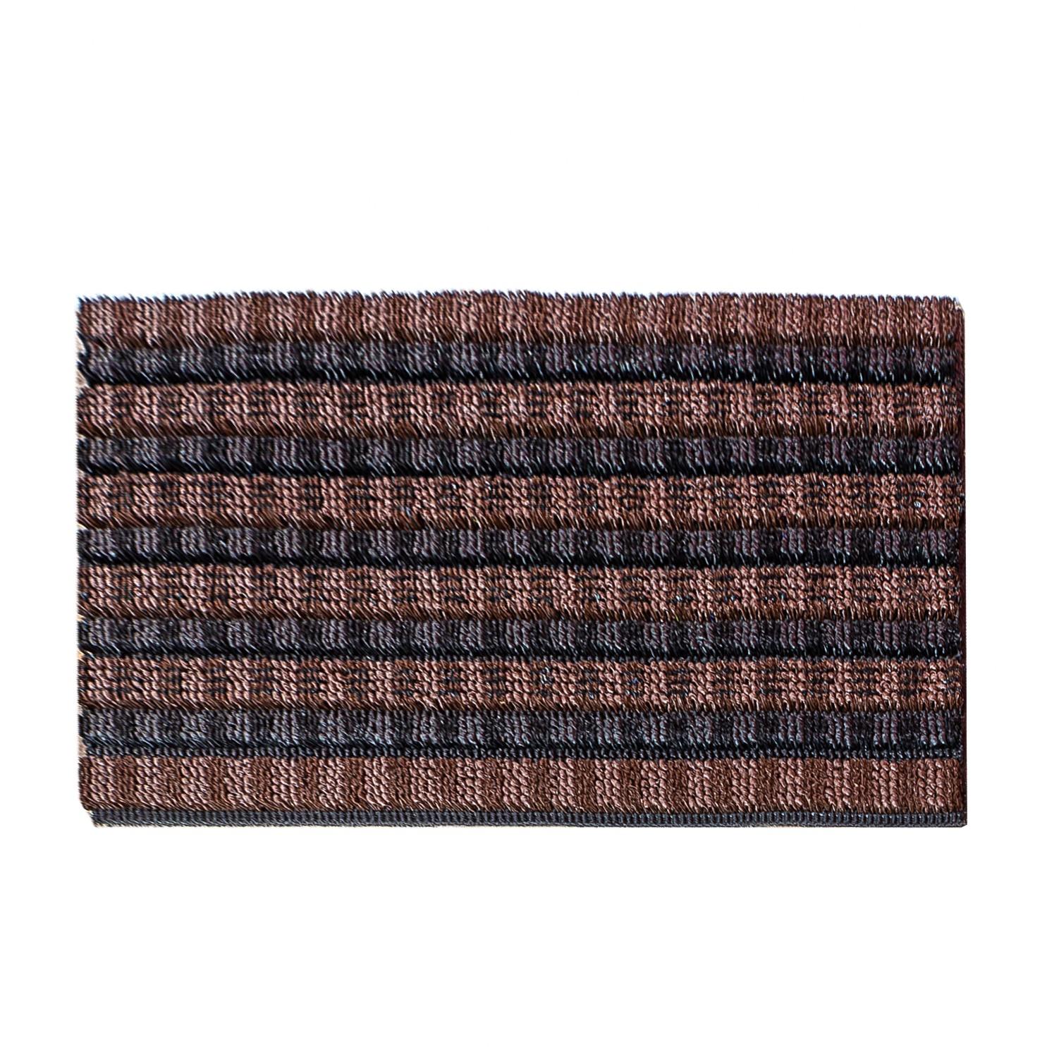 Fußmatte Poly Brush - Weinrot - 40 x 60 cm, Astra