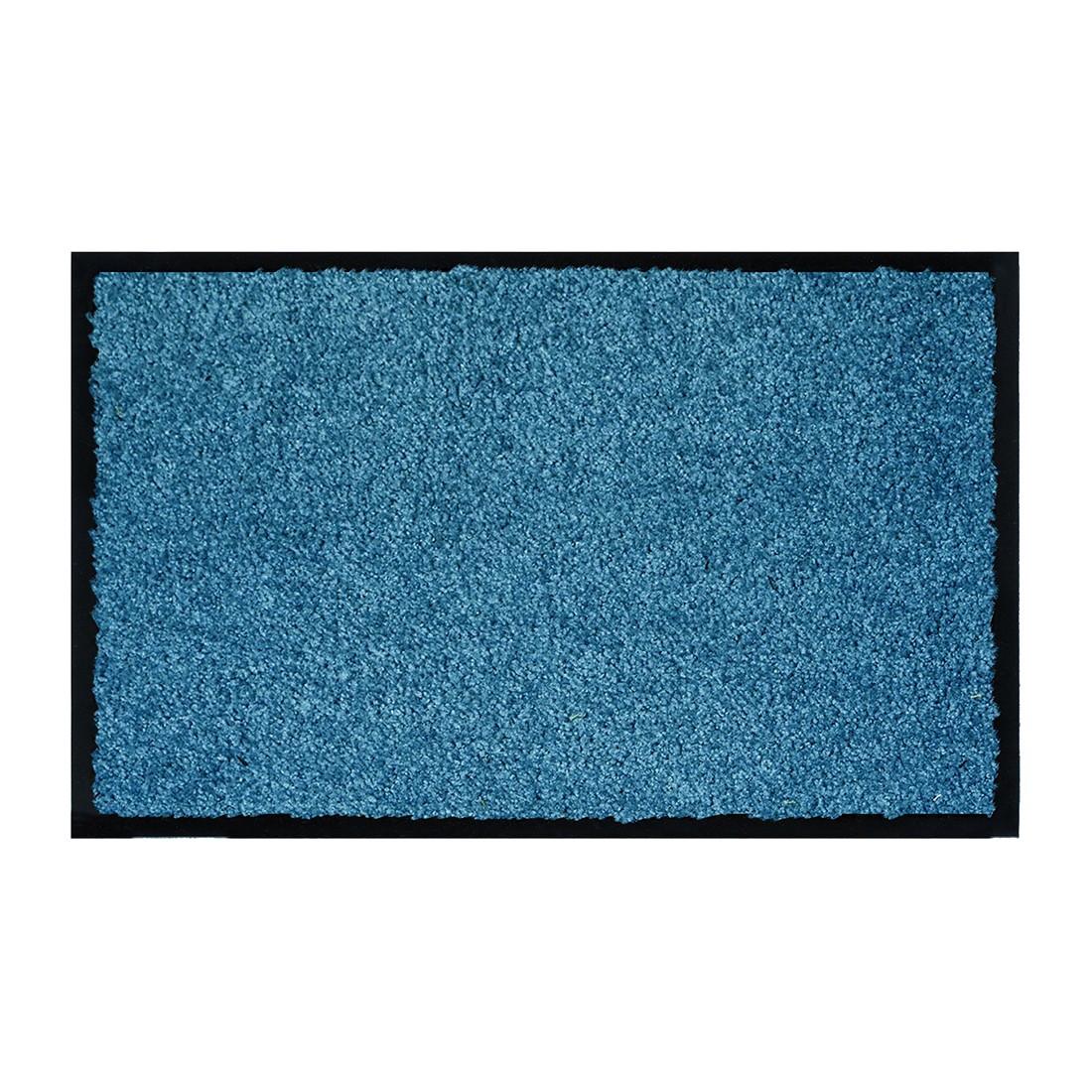 Deurmat Proper Tex - blauw - 90x150cm, Astra