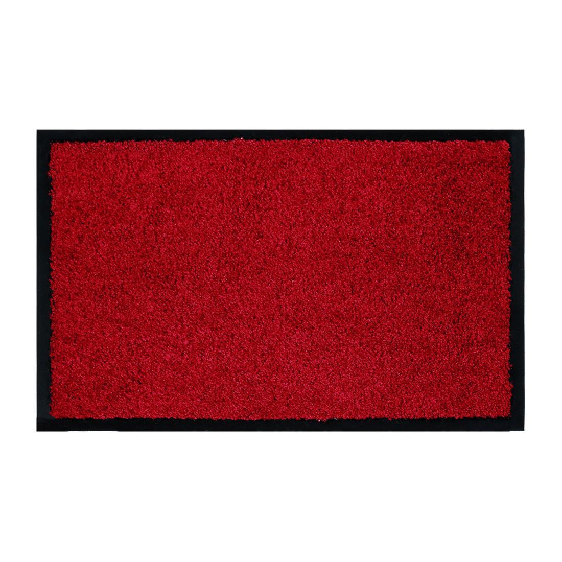 Fußmatte Proper Tex - Rot - 120 x 180 cm, Astra