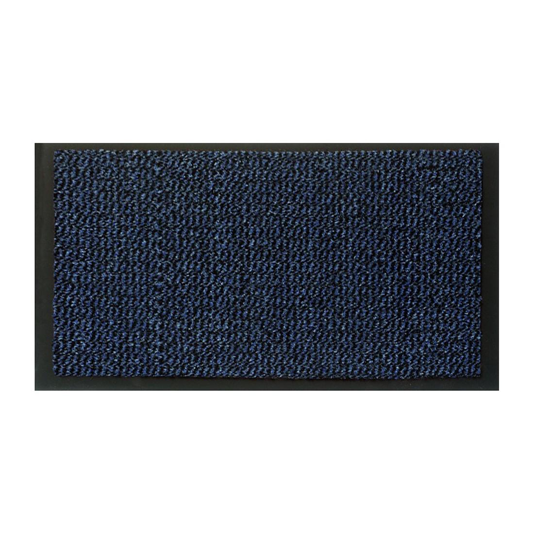 Fußmatte Saphir - Blau meliert - 120 x 180 cm, Astra