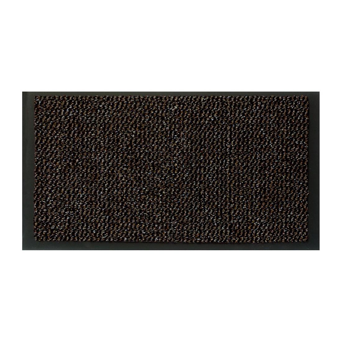 Fußmatte Saphir - Braun meliert - 120 x 180 cm, Astra