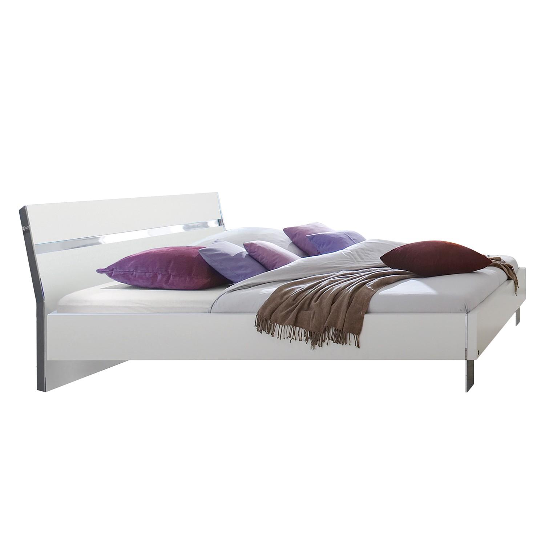 Lit futon Crofts - Blanc alpin - 180 x 200cm, Wimex