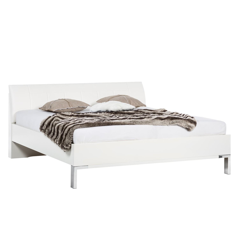 Lit futon Chicago - 180 x 200cm - Blanc alpin, Wiemann