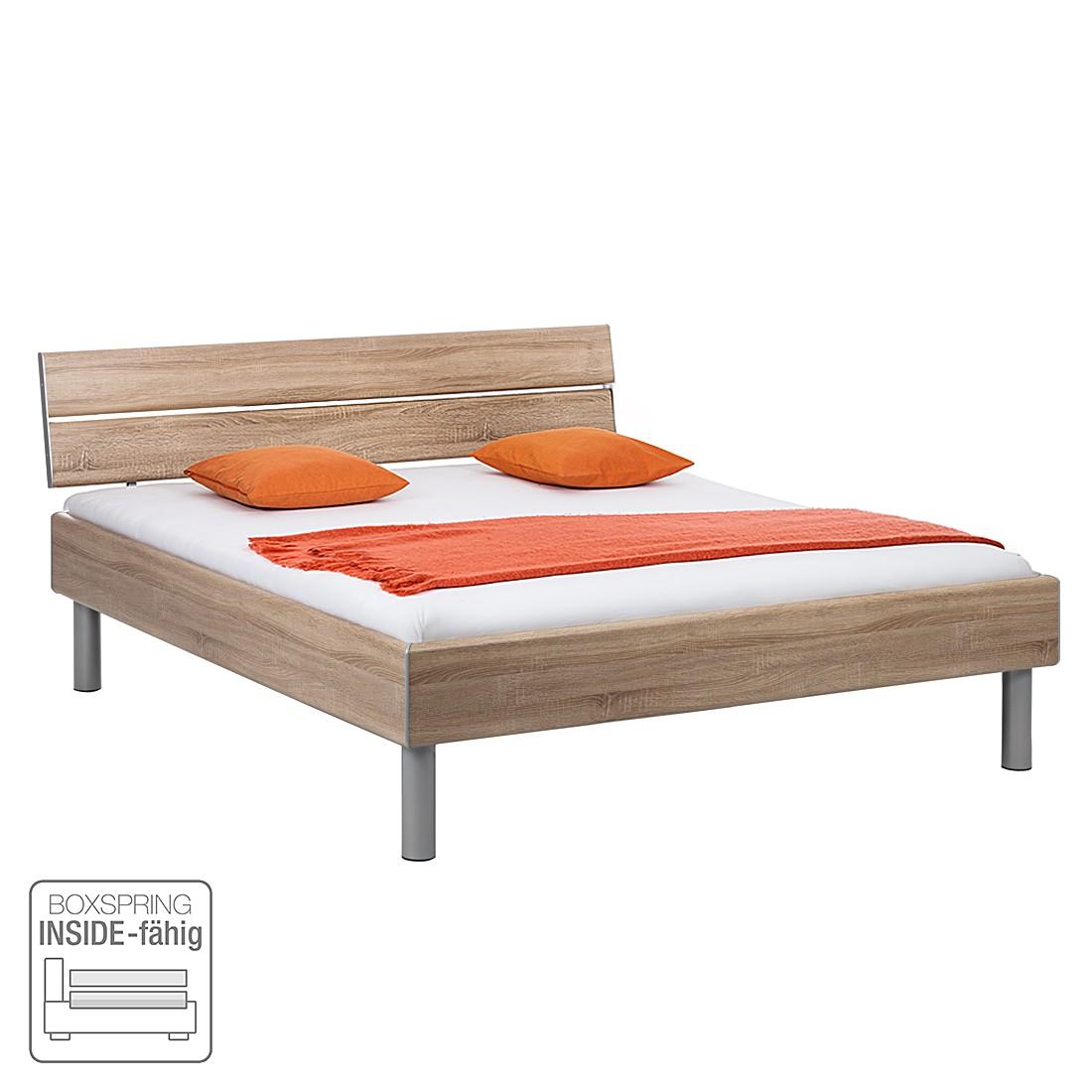 Lit futon Mavi - Imitation chêne de Sonoma, Rauch Select
