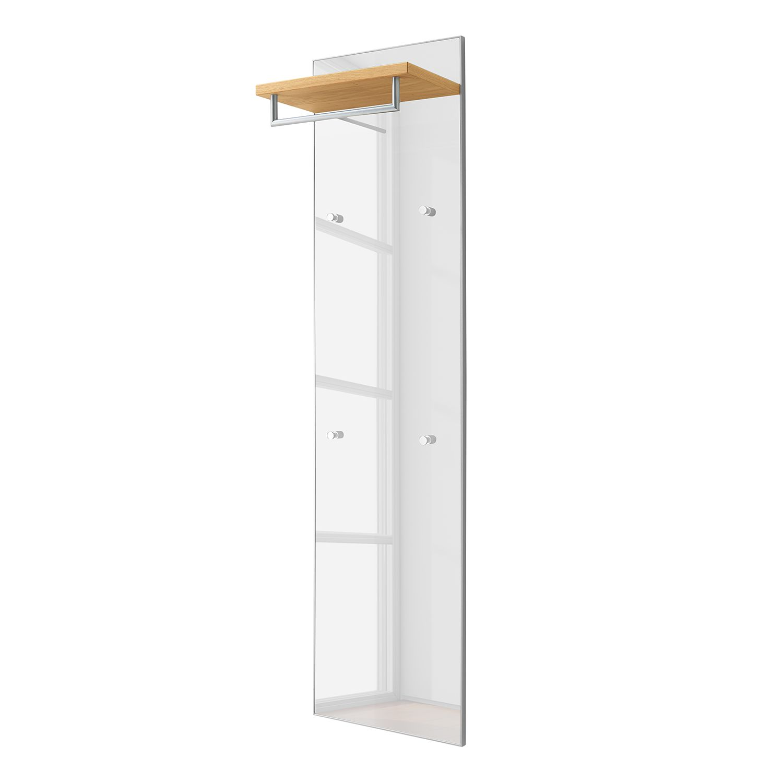 Garderobepaneel Alavere III - Wit/bianco Eikenboom - 42cm, Voss