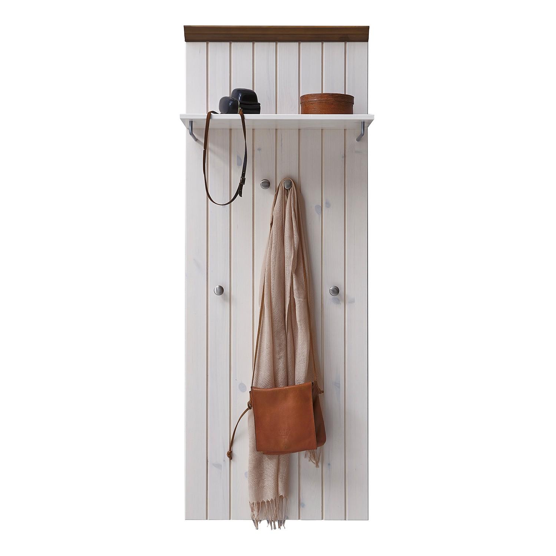 Garderobenpaneele weiss preisvergleich die besten for Garderobenpaneel shop