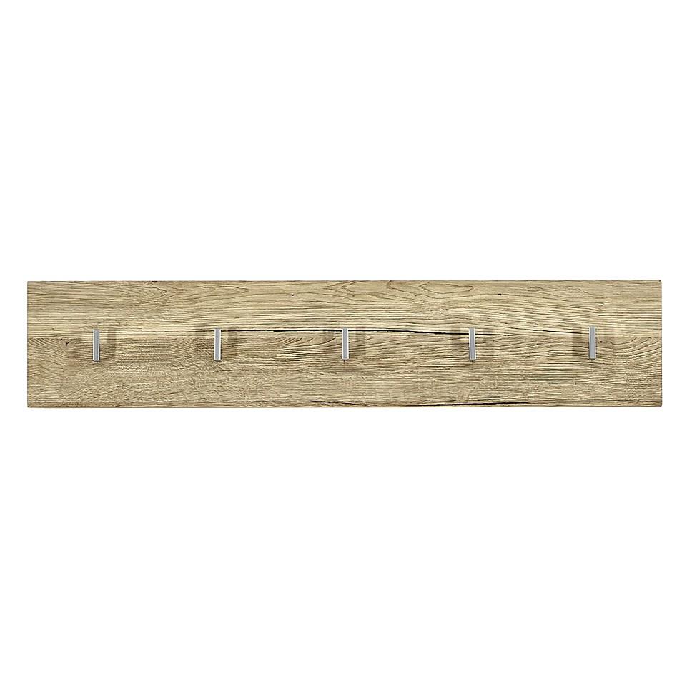 Home 24 - Panneau portemanteau rowdy ii - imitation chêne de san remo, modoform