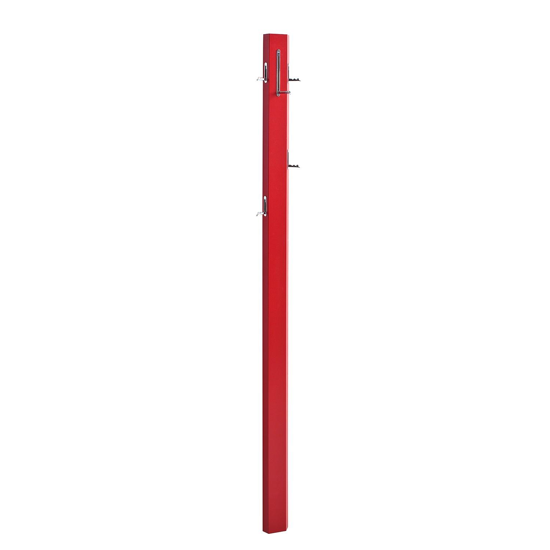 Garderobepaneel Vanga - Rood, mooved