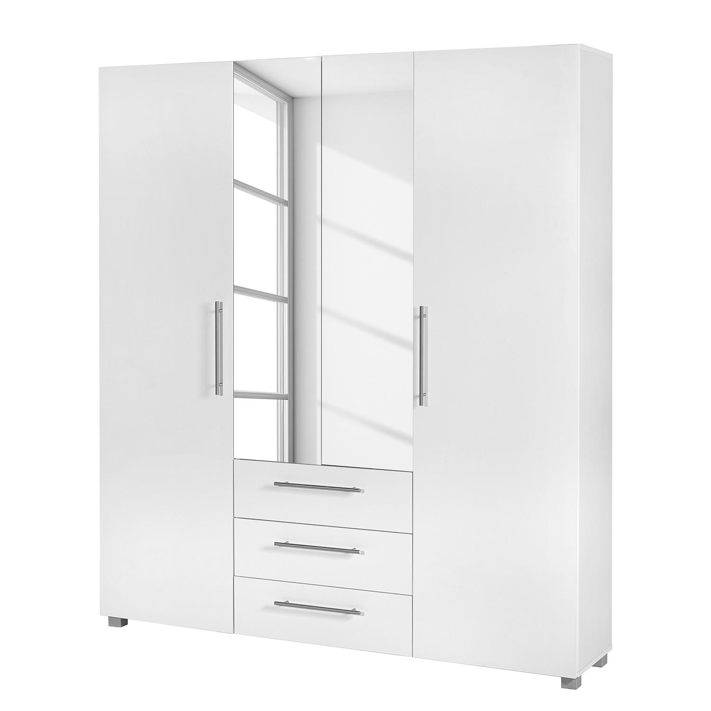 Armoire de vestibule Aliane II - Blanc, Schildmeyer