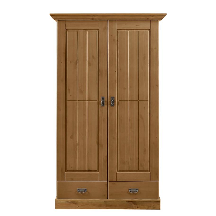 la redoute armoire pin massif redmond penderie prix et offres la redoute. Black Bedroom Furniture Sets. Home Design Ideas