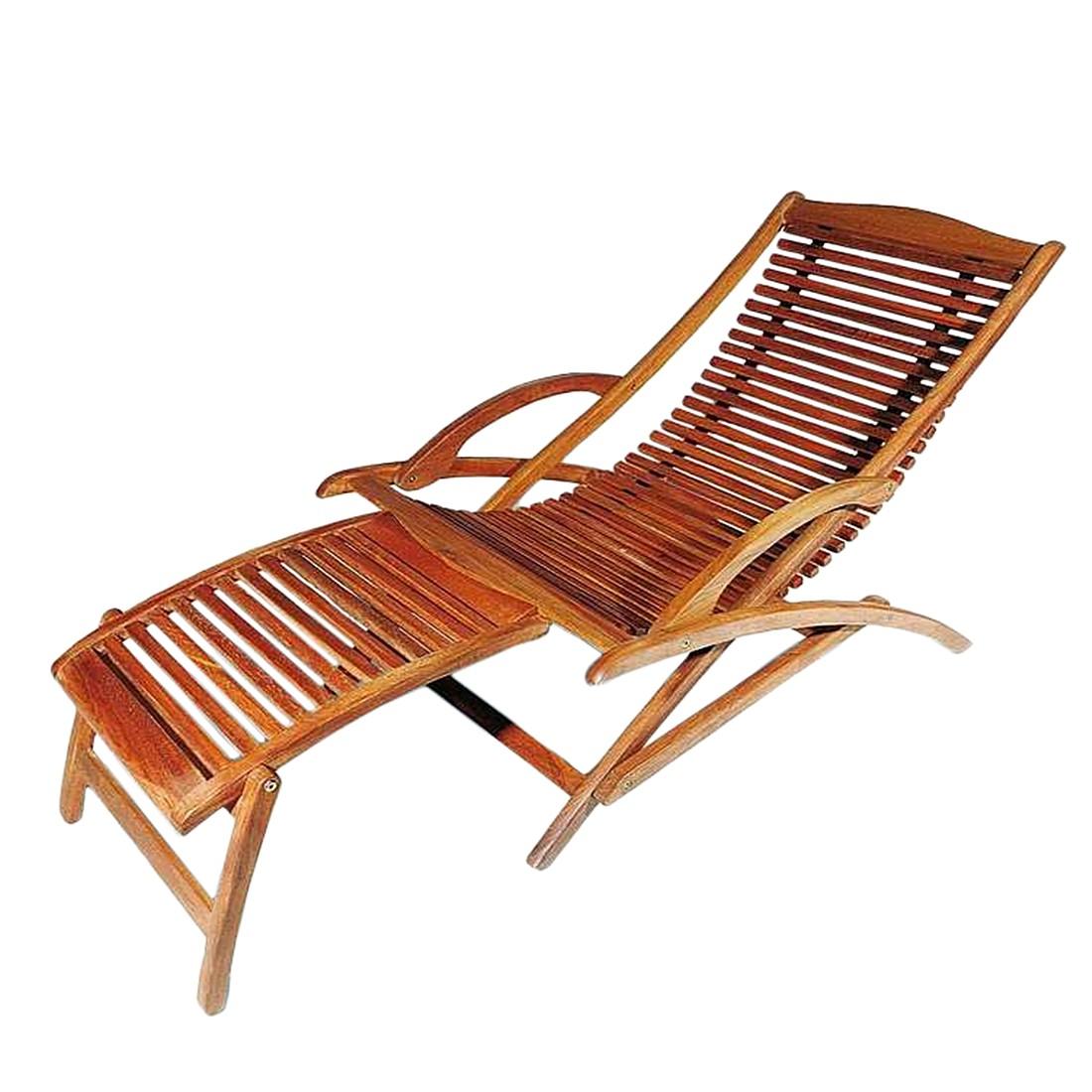 Bien choisir un transat en bois pas cher conseils et prix for Chaise longue jardin bois exotique