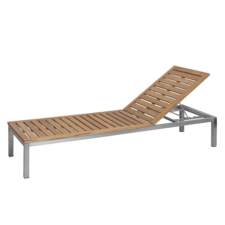 beliani gartenliege weiss sonnenliege liegestuhl relaxliege strandliege catan preise. Black Bedroom Furniture Sets. Home Design Ideas